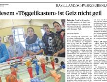 Basellandschaftliche Zeitung, vom: Freitag, 31. Oktober 2014