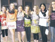 ObZ Modeschau Hungerlöhne - Titelbild
