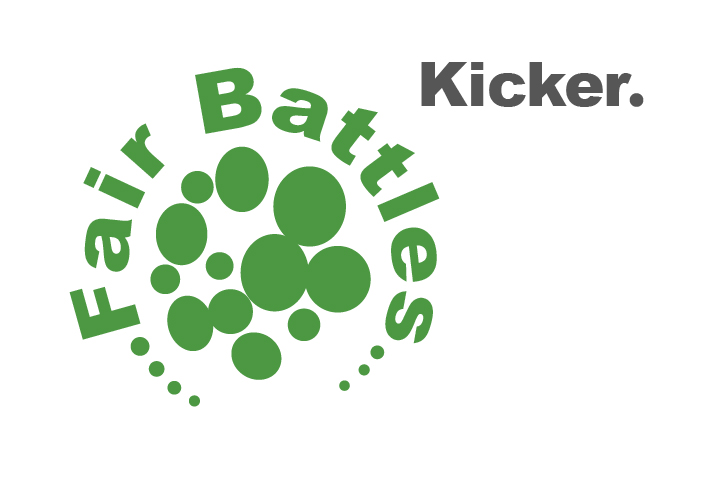 Logo Fair Battles Kicker – Fairplay