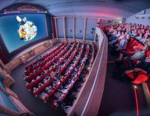 Filme für die Erde Festival 2018 - Kinosaal