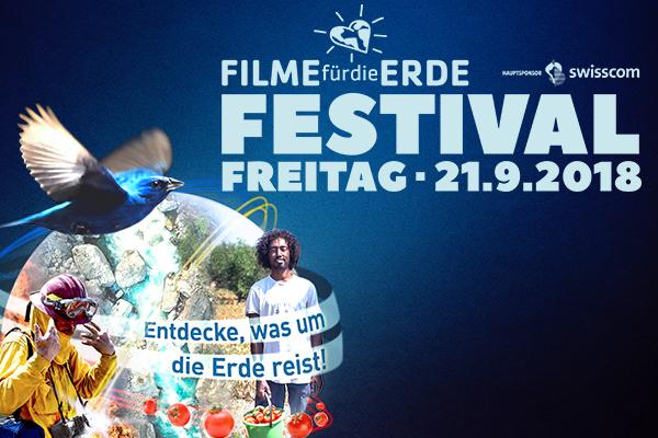 Filme für die Erde Festival 2018