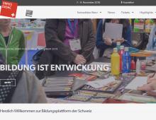 Swiss Didac Webseite